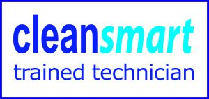 CleanSmart Logo - Tunny's Carpets, Upholstery Cleaning & Car Interior Valeting Service