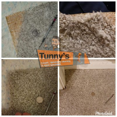 Carpet Cleaning & Restoration